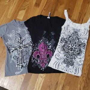 Tops - Three shirt bundle!!!